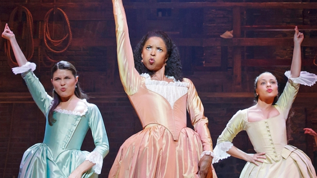 'Hamilton' Seeks New Talent With Open Auditions