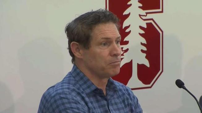 Former SF 49er Steve Young Shares Athletes' Perspective at Stanford Concussion Summit