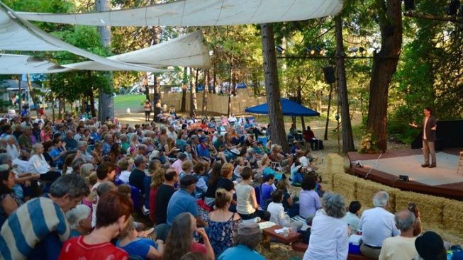 Sierra Storytelling Festival: Trees and Tales