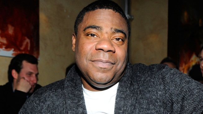 Tracy Morgan Is Back at Work after Health Scare