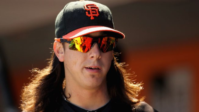 Too Giant Tim Lincecum Drops Fast Food and 20 Pounds