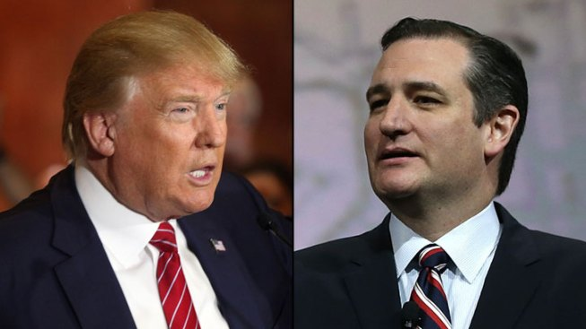 NBC News/WSJ Poll: Trump and Cruz Locked in Tight National Race