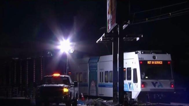 VTA Light Rail Service Back To Normal After Deadly Crash