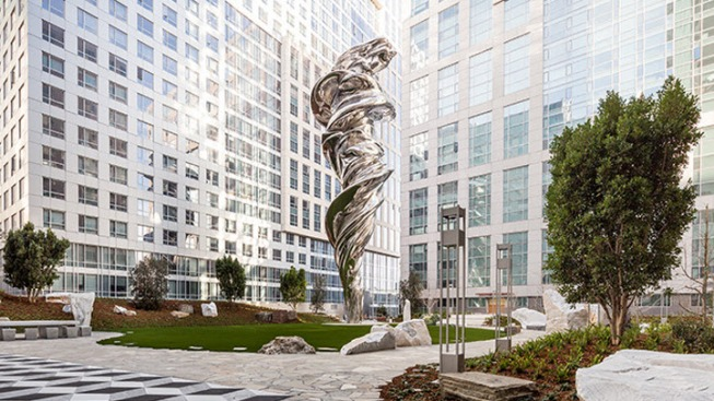 Venus, San Francisco's Tallest Statue, Opens to the Public