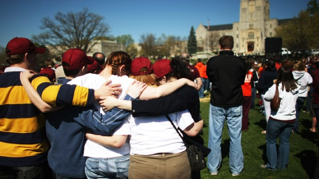Victims of Va. Tech Massacre Honored on 8th Anniversary of Attack