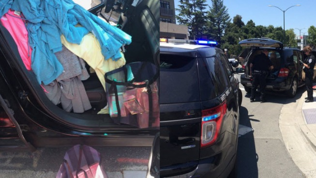 Four Woman Arrested on Suspicion of Robbing Two Victoria's Secret Stores in East Bay