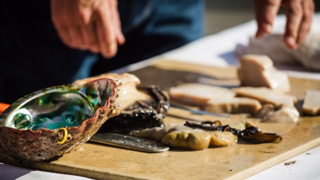 World Championship Abalone Cook-Off