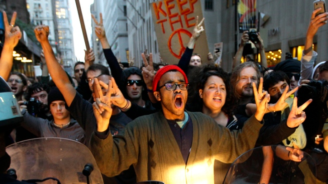 "MTV's ""Real World"" Looks to Cast ""Occupy"" Protesters"