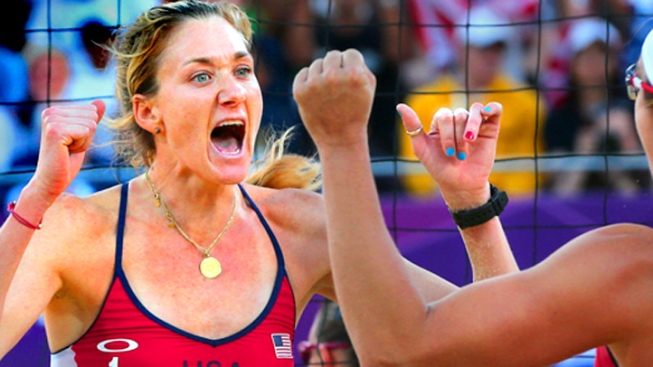 May-Treanor Done, But Walsh Wants Fourth Beach Gold