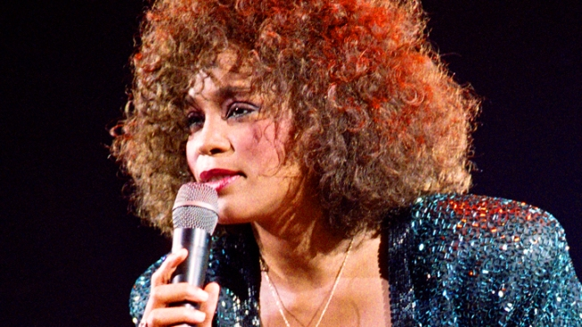 FBI Releases its Records on Whitney Houston