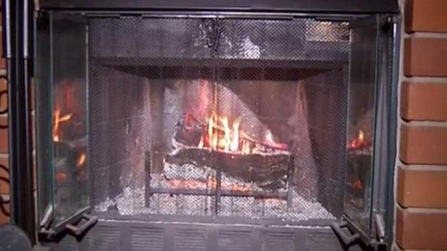 Winter Spare the Air Alerts Issued For Monday and Tuesday, Prohibiting Wood Burning