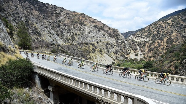 Fast Bikes: AMGEN Tour of California
