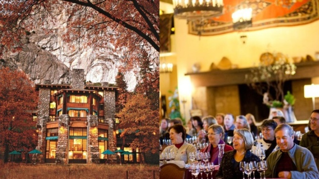 Fine Wines Win Fans at The Ahwahnee This Autumn