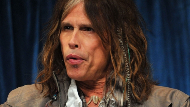 Concert Delayed after Steven Tyler Falls in Paraguay