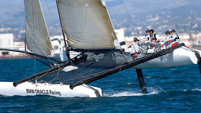 San Francisco Inches Closer to America's Cup Win