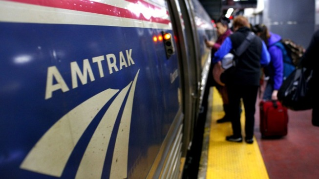 40 People Injured After Amtrak Train Hits Semi