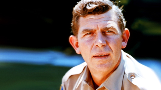 TV Legend Andy Griffith Dead at 86