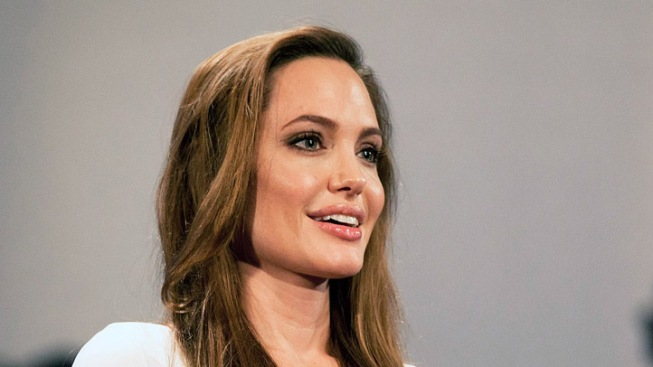 "Angelina Jolie Talks Tabloids: ""I Find Them Quite Shallow"""