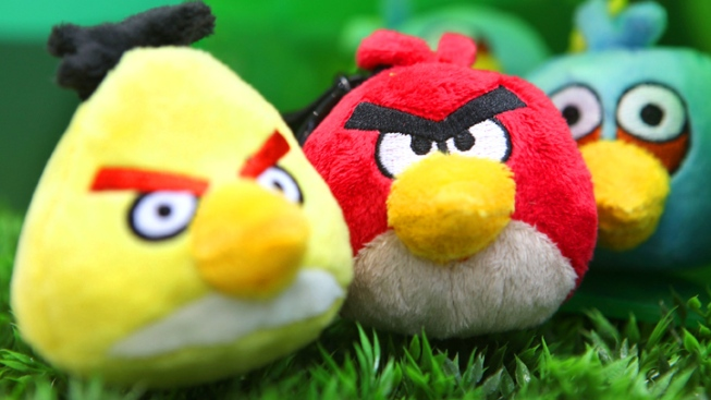 'Angry Birds' Maker Eyes Happy IPO