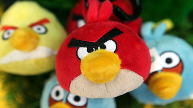 Angry Birds Gets Magic