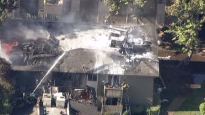 3-Alarm Fire Displaces 29 People, Render 12 Apartments Uninhabitable in Antioch