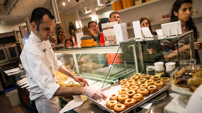Cronut Craze Hits San Francisco