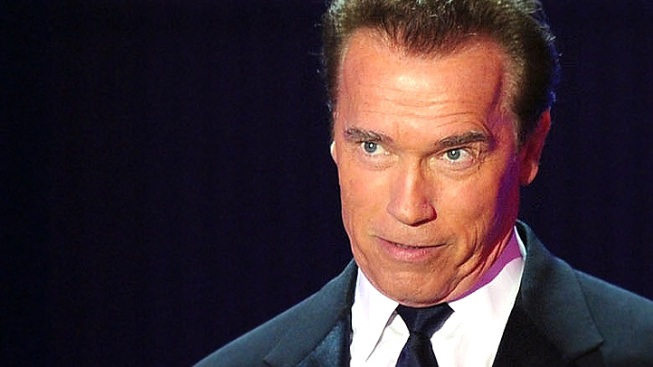 Man Thought Schwarzenegger Love Child Was His Son