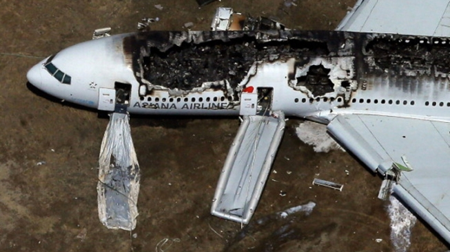 4 Asiana Airlines Pilots from SFO Crash in Hospital: SKorea Officials
