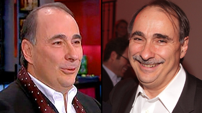 WATCH: David Axelrod Slashes the 'Stache