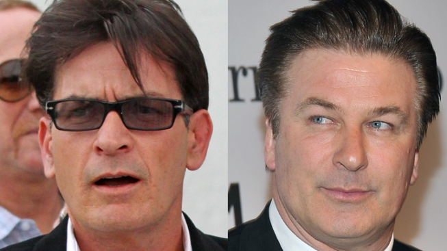 "Alec Baldwin to Charlie Sheen: ""Beg For Your Job Back"""