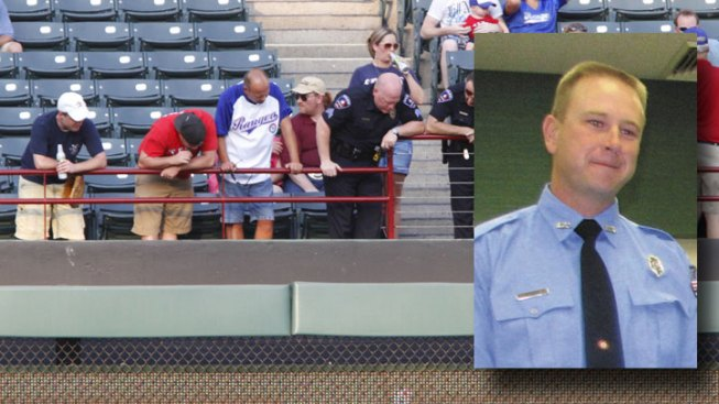 Fan Dies Going for Ball at A's Ranger Game