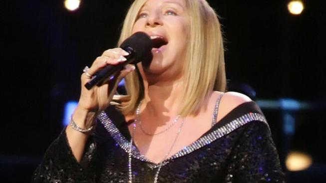 """Bossy"" Streisand Feted at Lincoln Center"