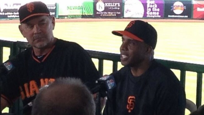 Reaction to Barry Bonds' Return to Giants