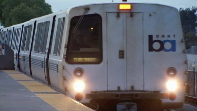 BART Train Fatally Strikes Person in El Cerrito