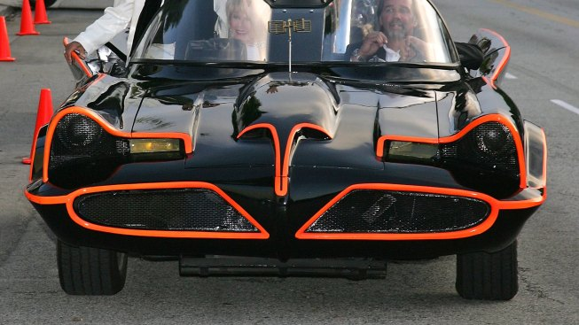 Holy Hero Hot Wheels, Batman!