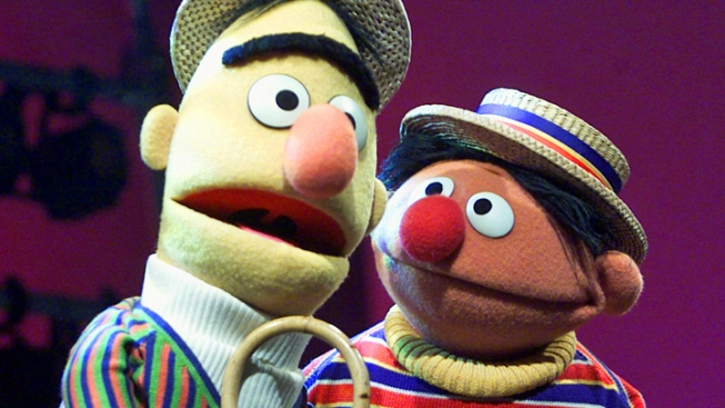 Petition Wants Bert and Ernie to Gay Marry