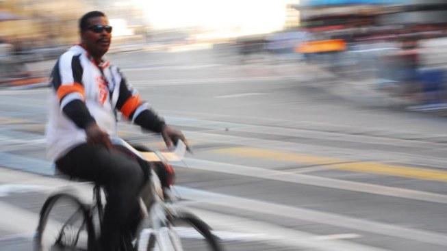 City Wants to Turn Freeway Into Bike Way