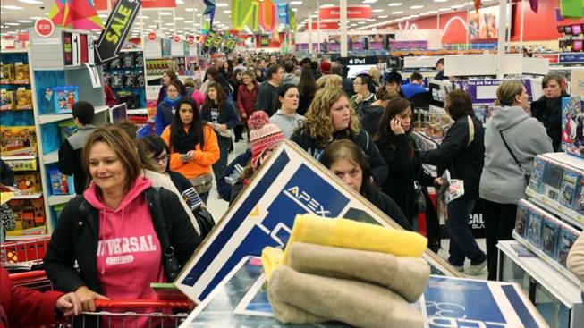 Black Friday Kicks Off Holiday Shopping Season