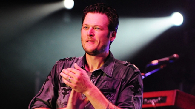 Blake Shelton, More Perform Benefit Concert for Okla.
