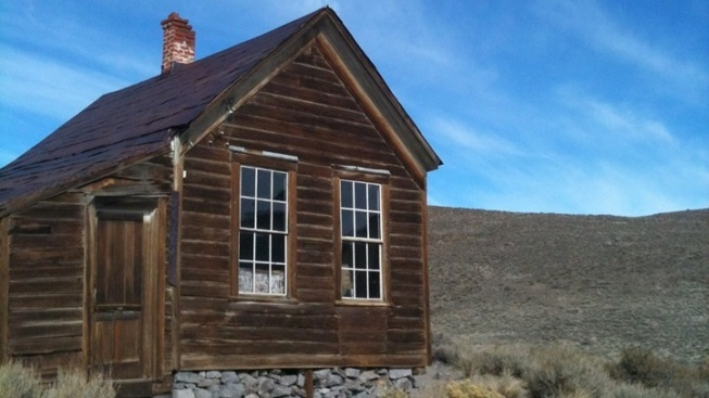 Now Open: 'Back Way to Bodie'