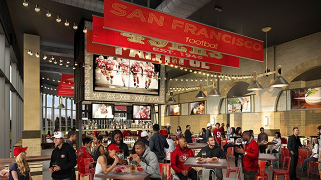Michael Mina to Open Year Round Eatery at Levi's Stadium