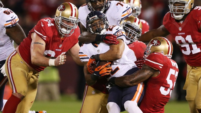 3df3b5b5275 49ers Linebackers May Be NFL s Best - NBC Bay Area