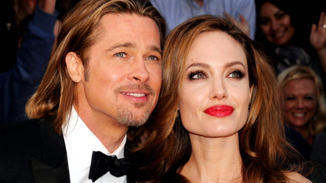 "Brad Pitt Talks Angelina Jolie Wedding: ""We're Going to Do It"""