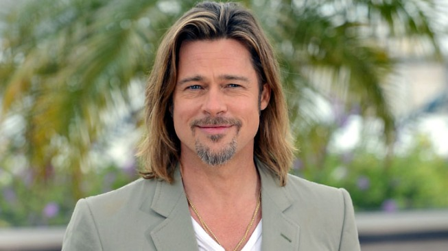 Brad Pitt Makes Random Cash Donation to British Hospital