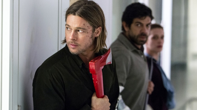 """World War Z"" Brazil Premiere Canceled Due to Protests"