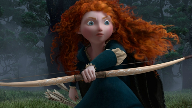 Pixar Introduces Its First Female Heroine