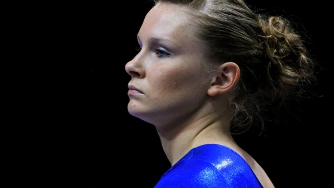 Gymnast's Olympic Dreams Crushed After Sprained Elbow