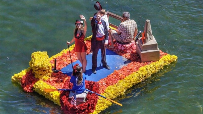Begonia Bash: Capitola's Mondo Party
