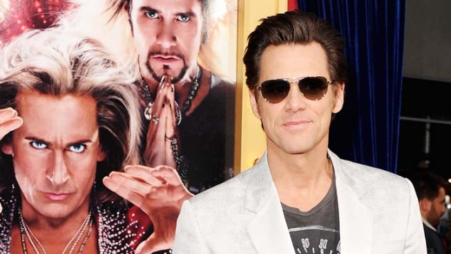 "Jim Carrey Planning to Self-Publish ""Metaphysical Children's Book"""