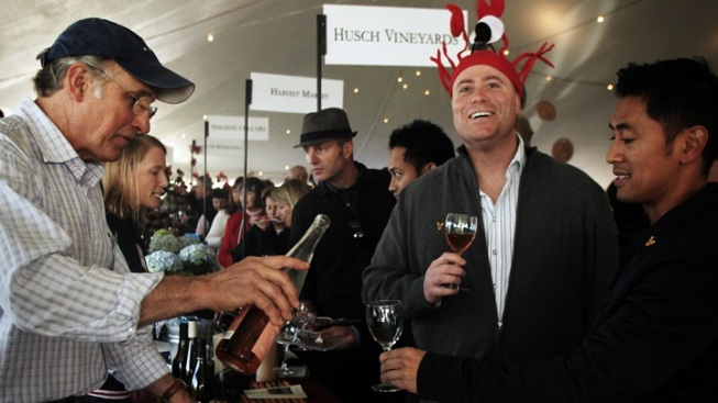 Wine, Crab, Mendo: A January Fest